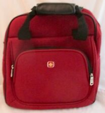 Swiss Army Gear New Red Travel Bag Computer Notebook School Bag Wenger