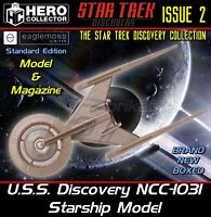 Star Trek Discovery Collection: U.S.S. Discovery NCC-1031 Starship Model Issue 2