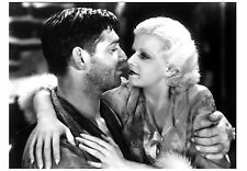 PHOTO CLARK GABLE ET JEAN HARLOW  20x27 CM # 1