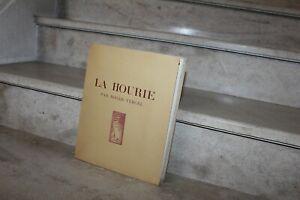 Roger Vercel - La Hourie, illustrations en couleurs de creston (1/1000 ex n°)