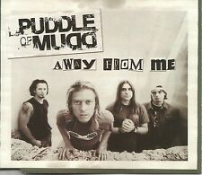 PUDDLE OF MUDD Away From Me w/ UNRELEASED & ACOUSTIC & VIDEO CD single USA Seler