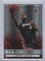 LeBron James Heat 2013-14 Panini All-Panini Basketball Card #77