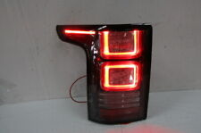 2014 2015 2016 2017 RANGE ROVER OEM LEFT TAIL LIGHT WITH RED TRIM T1
