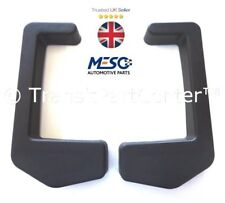 2 x Pare-chocs arrière Embout angle FORD TRANSIT 2000-2014 Support CHÂSSIS BENNE