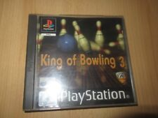 King of Bowling 3 (PS1) pal