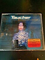 TAUCHER - SCIENCE FICTION    CD SINGLE   FREE POSTAGE trance