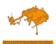 Buick GM OEM LaCrosse-Engine Control Module ECM PCU PCM Wiring Harness 22843776