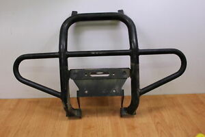2003 BOMBARDIER QUEST 650 4X4 Bumper / Brush Guard with Winch Mount