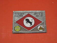FIGURINA PANINI CALCIATORI 1967-68 NUOVA CON VELINA SERIE A SCUDETTO TORINO