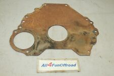 Ford Small Block 289 302 351 300 bellhousing dust shield upper portion see pics