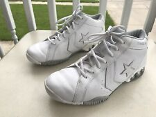 Converse Warriors Dwayne Wade Icon Pro Leather Basketball Shoes 11  Model 1T339