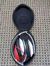 White Studio Beats Headphones