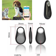 Child Wallet Key Pet Dog Anti-lost Tracker Mini Bluetooth 4.0 GPS Locator Alarm