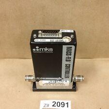 MKS 1179A14CR1BVMass-Flow Controller, 10000 SCCM, Gas: N2
