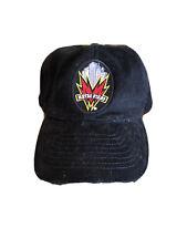 Vintage New York Metro Stars MLS Soccer Unisex Adult  Baseball Cap Hat Black OS