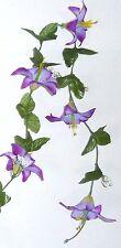 Liliengirlande Lilie  violett ca .250 cm Kunstblumen