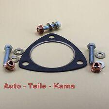 Auspuffdichtung für Audi , VW , Abgasanlage , Katalysator , Flexrohr , Abgasrohr