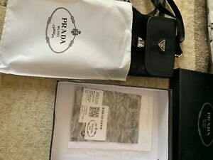 Borsa PRADA vintage bag nera ultimate comfort ORIGINALE in OTTIMO STATO!