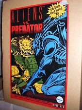 BILLIKEN ALIENS VS PREDATOR ORIGINAL VINYL MODEL KIT UNMADE RARE