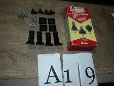 A19 - KIT ATTACCHI PORTABAGAGLI PORTAPACCHI ALFA ROMEO 33 90