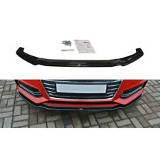 FRONT SPLITTER VER.1 FOR AUDI A4 B9 S-LINE (2015 - UP)