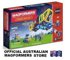 Genuine MAGFORMERS TRANSFORM Set - 54 pcs - 3D Magnetic building construction