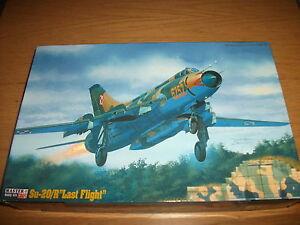 Master Craft  Su 20  R Last Flight   Bausatz  1: 72 von 2001