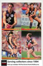 1994 Select AFL Card Ultimate Collection Base Team Set Carlton (14)-MINT