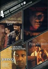 4 Film Favorites: Denzel Washington Collection [New DVD] Widescreen
