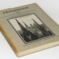 France in the 1920s Photo Book w/304 pictures Paris Notre Dame Versaille Lyon