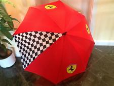 Original Ferrari 2- Personen Schirm Umbrella Regenschirm