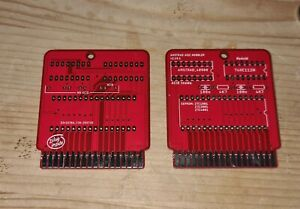2x Amstrad Plus/GX4000 Replacement Cartridge PCBs