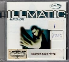 Illmat!c - Illastration - Hip Hop Gangsta CD Album 1998 Pelham