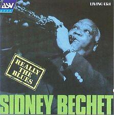 Really the Blues by Sidney Bechet (CD, Jul-1993, ASV/Living Era)