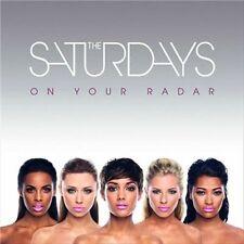 On Your Radar by The Saturdays (CD, Nov-2011, Polydor)
