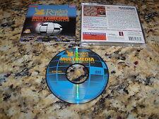 Reader's Digest Multimedia Crosswords (PC, 1994) Game Program (Mint)