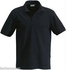 HAKRO Poloshirt Classic schwarz Gr.2xl