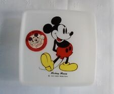 New listing Vintage Eagle Super Seal Mickey Mouse Club Walt Disney Sandwich Saver Container
