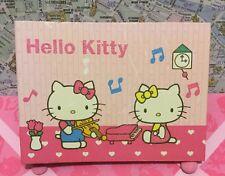 A Very Rare Sanrio 1976, 2008 Hello Kitty Japanese Organizer Sticker Book