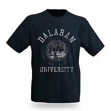 Jinx Mens Men's World Of Warcraft Dalaran University T-Shirt X-Large
