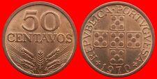 50 CENTAVOS 1970 SIN CIRCULAR PORTUGAL-0164SC