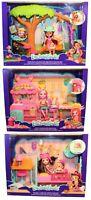 Mattel Enchantimals versch. Spielsets mit Puppe 15cm, Tierfreund und Zubehör NEU