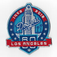 Los Angeles Dodgers IV iron on patch embroidered patches applique
