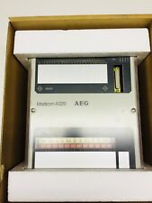 AEG Modicon A020 Automatisierungsgerät    10/18