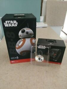 BB-8 App Enabled Droid by Sphero W/Force Band! (Great Condition!)