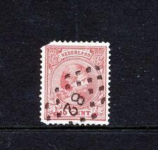 1891, nr. 37 puntstempel 82 (hoek linksboven afgesneden)