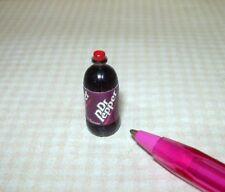 "Miniature ""Why I'll Never Move to the East Coast"" DOLLHOUSE Soda 1/12 Scale"