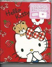 Sanrio Hello Kitty Mini Note Set Stickers Fold Notes
