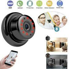 Mini Spy Camera WiFi Small Wireless Smart security Camera 1080P DVR Loop Record