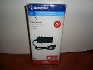 Westinghouse 70 Watt 12V Transformer Low Voltage Landscape Lighting Dusk to Dawn